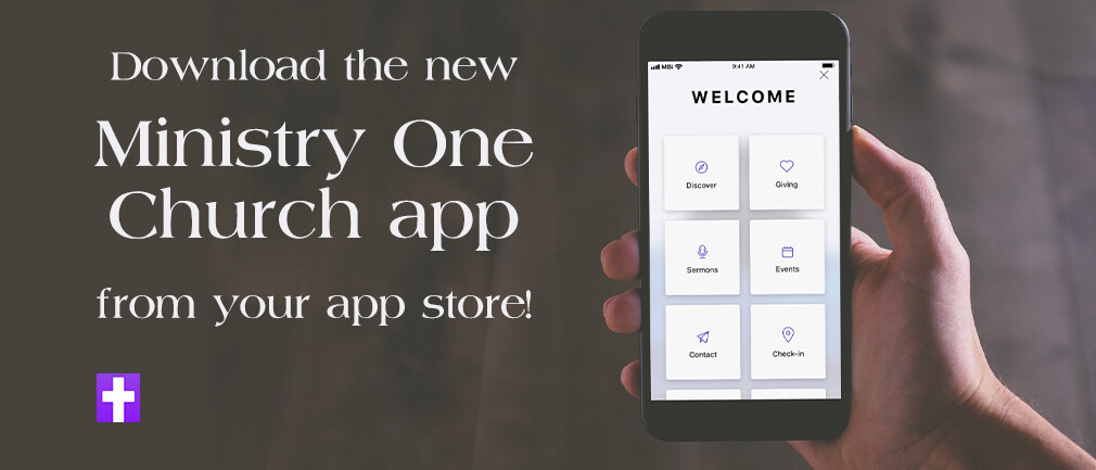 Ministry One Church App